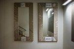 małe lustra na ścianę
