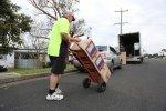 Transport pudeł